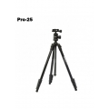Buffalo Pro-25 25 Professional Tripod with carry bag for camera DSLR